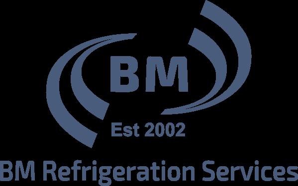 BM Refrigeration hero logo